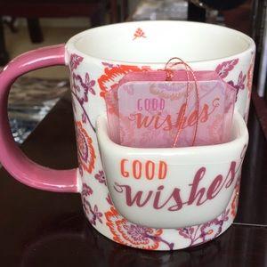 Other - NWT Good Wishes Mug